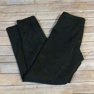 Brooks Brothers Black Wool Pants